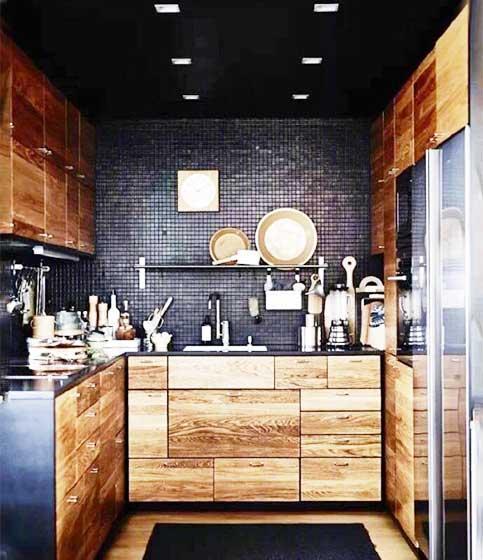 美式厨房设计图片大全