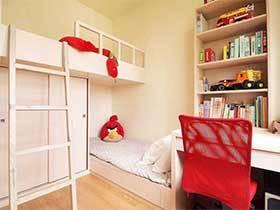 天真的时光  10款彩色儿童房设计实景图