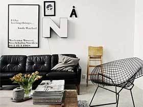 客厅新学员  10款北欧风座椅设计图