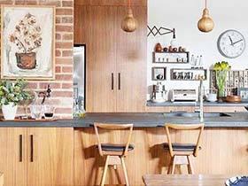 好设计家相伴  10款厨房搭配设计图