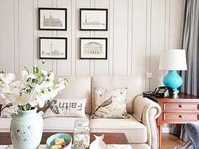 让爱恒久不变  10款美式客厅实景图