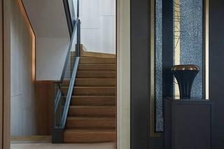 简约风格别墅设计楼梯图片