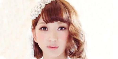 韩式妆容图片  韩式新娘妆面特点描述