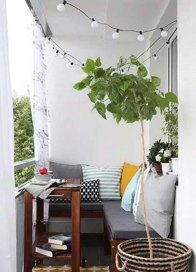 十分观赏空间  10款小户型阳台装修实景图