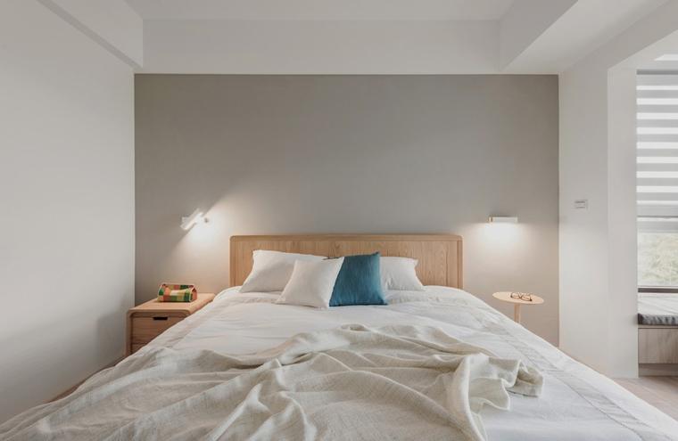 100平北欧风格装修效果图小卧室效果图