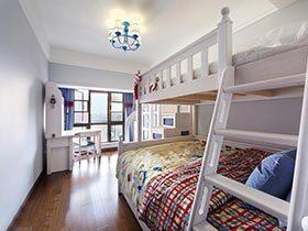 童年对错  11款儿童房设计上下床设计图