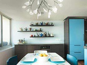 一体化生活  10款餐厅厨房装修效果图