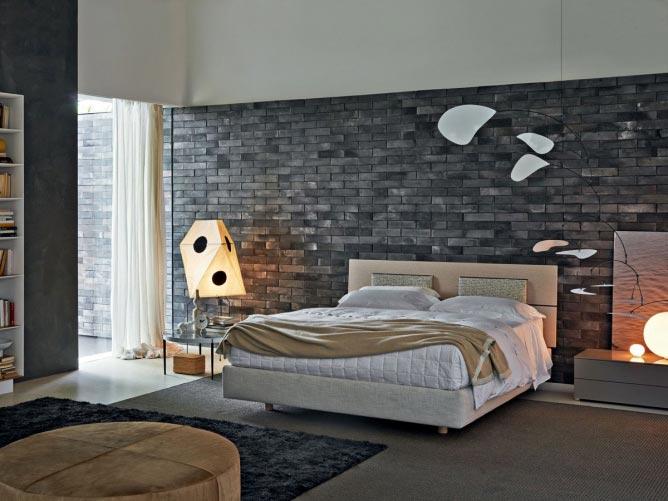 时尚卧室装修设计图
