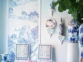 夏天的风  10款夏季家装壁纸墙图片