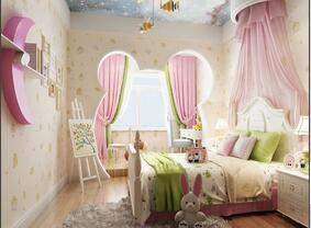 10款有趣的儿童房 大人都会爱上的空间