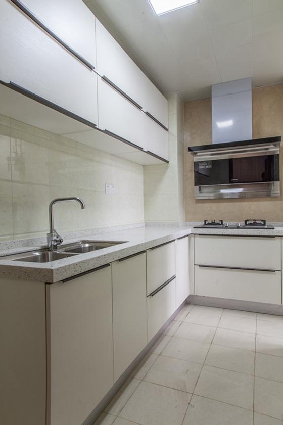 60平小两室装修厨房效果图
