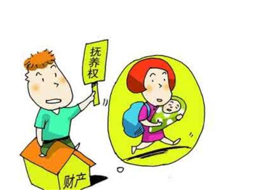 没结婚证离婚孩子归谁 孩子抚养权怎么判