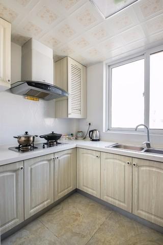 89平地中海风格厨房装修效果图