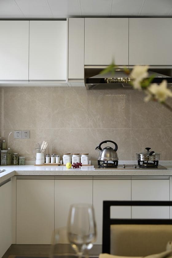 不一样的中式风格装修厨房装潢图