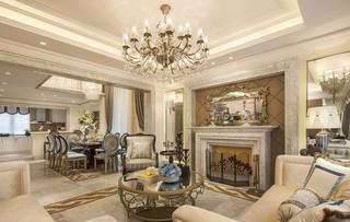 欧式风格别墅客厅每日首存送20