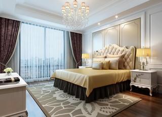 欧式新古典风格卧室装修注册送300元现金老虎机图