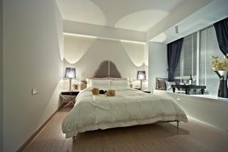 新古典风格三居卧室装修注册送300元现金老虎机图