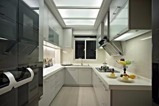 新古典风格三居厨房装修效果图