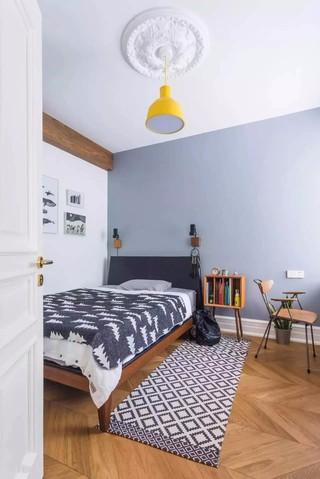 140平北欧风格儿童房装修效果图