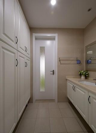 现代简约风格两居卫生间装修效果图