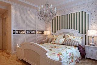 卧室背景墙装修图
