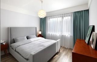 125平米北欧风格卧室装修效果图