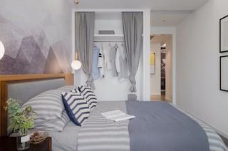 北欧风三居卧室装修设计效果图