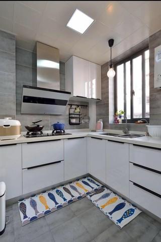 小户型北欧风格厨房装修效果图