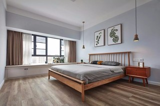 北欧风二居卧室装修注册送300元现金老虎机图