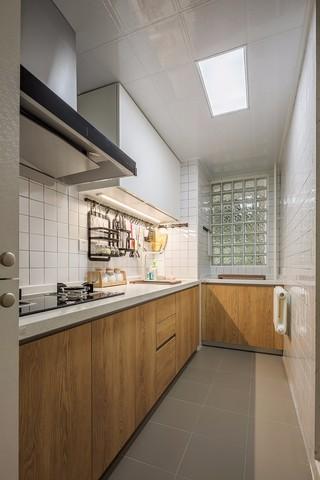 两居室北欧风格厨房装修效果图