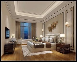 大户型奢华四居卧室装修效果图