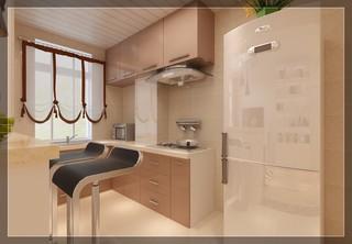 小户型简约风格厨房每日首存送20