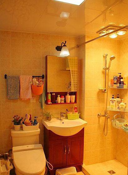 小户型厕所装修效果图