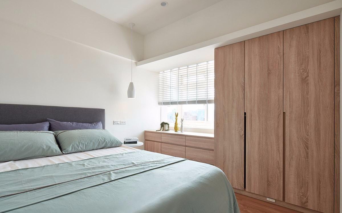 小户型二居卧室装修效果图