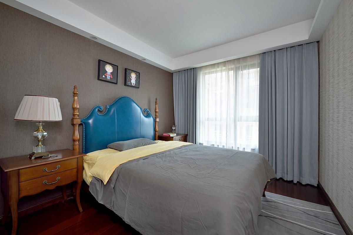 170平混搭风格卧室装修效果图