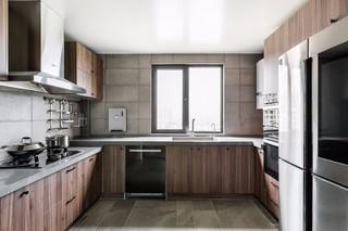 145㎡北欧风格厨房装修效果图