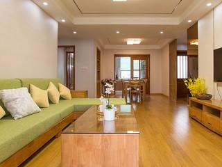 二居室日式风格装修效果图