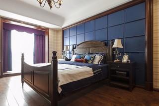 古典美式风格卧室装修效果图