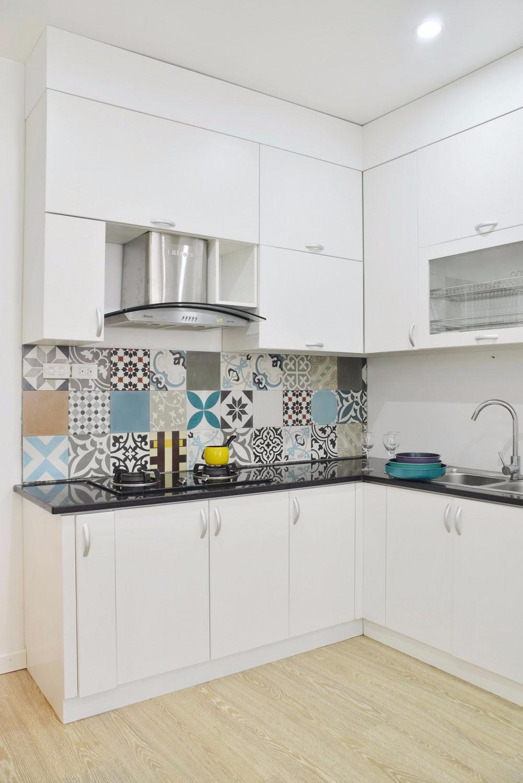 简约风格公寓厨房装修效果图