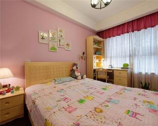 135平米美式风格儿童房装修效果图
