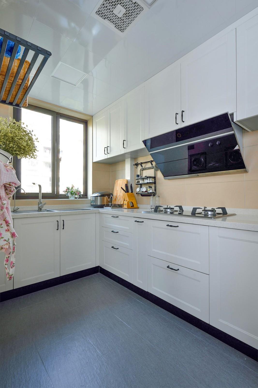 北欧风二居厨房装修效果图