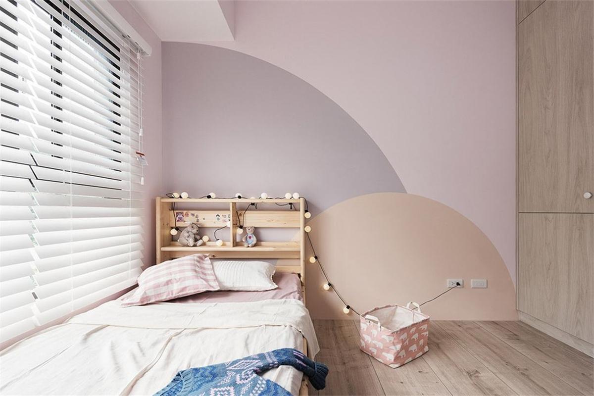 110㎡北欧风格儿童房装修效果图