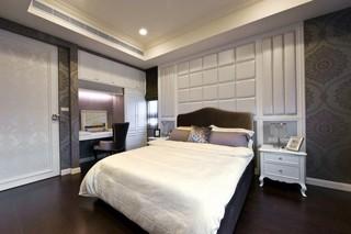 欧式风格卧室装修设计图
