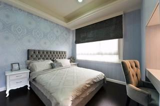 欧式风格卧室装修搭配图
