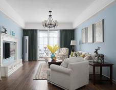 我超爱的美式风格公寓设计
