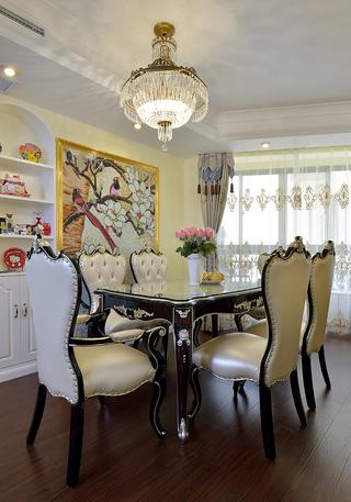 古典欧式风格餐厅每日首存送20