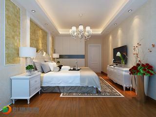 欧式风格二居卧室每日首存送20