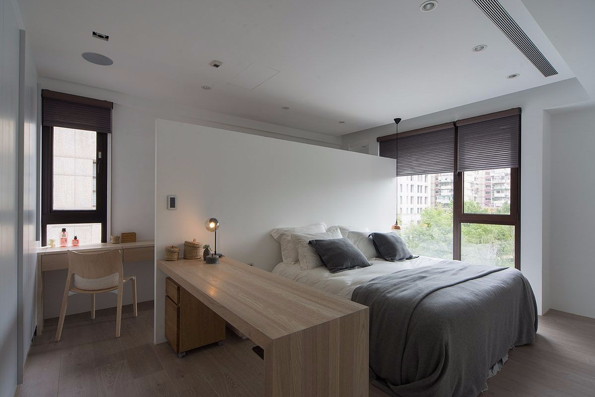 简约北欧风卧室装修效果图