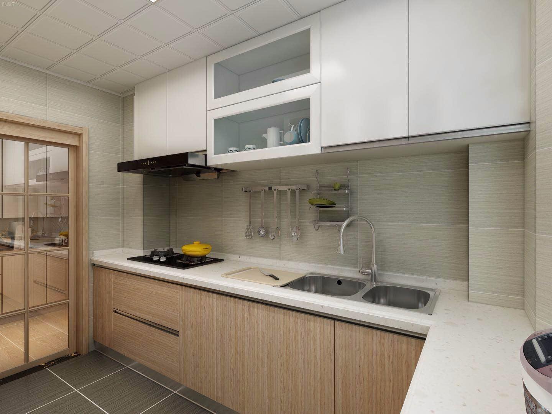 北欧风两居厨房装修效果图