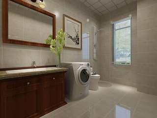 中式风格两居室卫生间每日首存送20